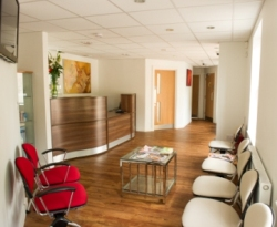 Newent Dental Care Waiting Room