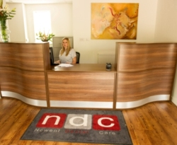 Newent Dental Care Reception